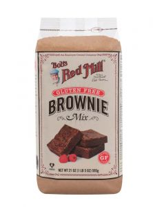 Bob's Red Mill Gluten-Free Brownie Mix 21Oz |?sultan-center.com????? ????? ???????