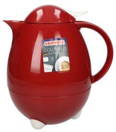 Leifheit Insulating Dark Red Thermos Flask Jug