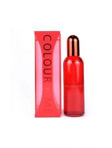 Colour Me Femme Red Perfume Spray