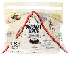 Mountain Bread Original White Wraps