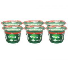 Activia Light Yoghurt  150G X  6Pcs  sultan-center.comمركز سلطان اونلاين