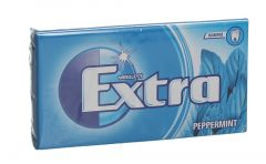 Wrigley'S Extra Peppermint Sugar Free Chewing Gum  27g |?sultan-center.com????? ????? ???????