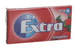 Wrigley'S Extra Strawberry Sugar Free Chewing Gum  27g |?sultan-center.com????? ????? ???????