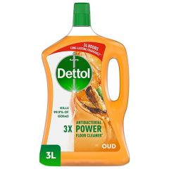 Dettol Healthy Home Oud All Purpose Cleaner  3L |sultan-center.comمركز سلطان اونلاين