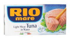 Rio Mare Light Meat Tuna In Water 160g  sultan-center.comمركز سلطان اونلاين