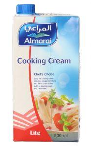 Al Marai Lite Cooking Cream  500ml  |?sultan-center.com????? ????? ???????