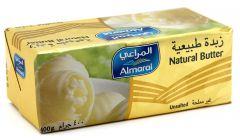Al Marai Natural Unsalted Butter  400G |?sultan-center.com????? ????? ???????