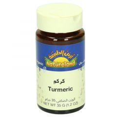 Natureland Organic Turmeric 35G |?sultan-center.com????? ????? ???????