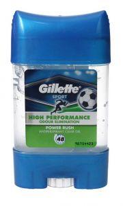 Gillette High Performance Power Rush Antiperspirant  |?sultan-center.com????? ????? ???????