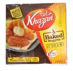 Khazan Baked Nuggets 500g |?sultan-center.com????? ????? ???????