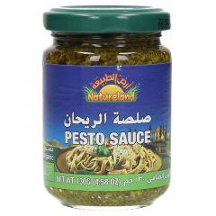 Natureland Organic Pesto Sauce 130G |?sultan-center.com????? ????? ???????