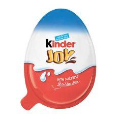 Kinder Joy Egg With Surprise For Boy
