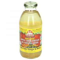 Bragg Organic Apple Cider Vinegar & Honey 473Ml |?sultan-center.com????? ????? ???????