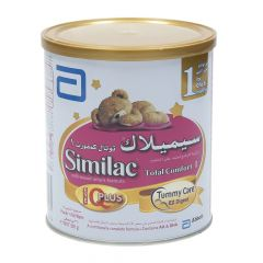 Similac Total Comfort 1 Iq Plus And Tummy Care Baby Milk 0-6 Months  360G |?sultan-center.com????? ????? ???????