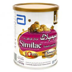 Similac Total Comfort 1 Iq Plus And Tummy Care Baby Milk 0-6 Months  820G |?sultan-center.com????? ????? ???????
