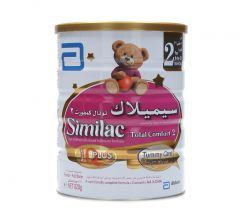 Similac Total Comfort 2 Iq Plus And Tummy Care Baby Milk 6-12 Months