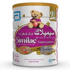 Similac Total Comfort 2 Iq Plus And Tummy Care Baby Milk 6-12 Months  820G |?sultan-center.com????? ????? ???????