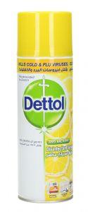 Dettol Citrus Anti Bacterial Disinfectant Spray  450ml |?sultan-center.com????? ????? ???????