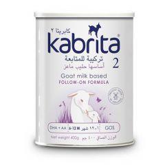 Kabrita Gold 6-12M 2 Follow On Goat Milk  400g