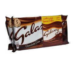 Galaxy Chocolate Cake  2 Packs X  5 Pieces X  30G |?sultan-center.com????? ????? ???????