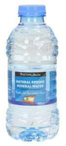 Sultan Natural Spring Mineral Water