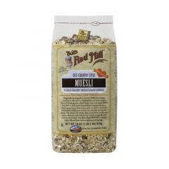 Bob'S Red Mill Whole Grain Muesli Hot Or Cold Cereal  510g