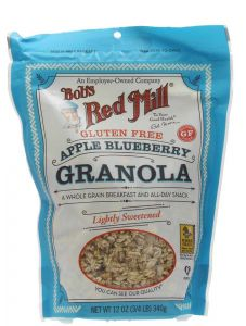 Bob'S Red Mill Gluten Free Apple Blueberry Granola 340g |?sultan-center.com????? ????? ???????