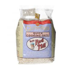 Bob'S Red Mill Gluten Free Quick Cooking Oats  907g |?sultan-center.com????? ????? ???????