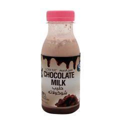 Alban Fresh Cow's Low Fat Chocolate Milk Plastic Bottle  250Ml |?sultan-center.com????? ????? ???????