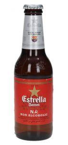 Estrella Damm Non Alcoholic Malt Beverage  250ml |?sultan-center.com????? ????? ???????