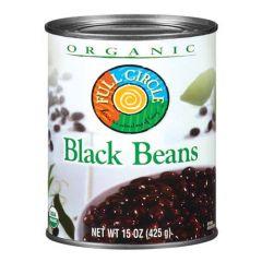 Full Circle Organic Black Beans
