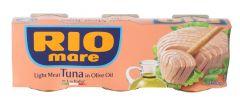 Rio Mare Light Meat Tuna In Olive Oil 80g x 3Pcs |?sultan-center.com????? ????? ???????