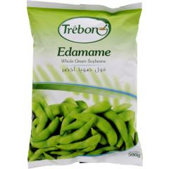 Trebon Edamame Whole Green Soybeans  500G |?sultan-center.com????? ????? ???????