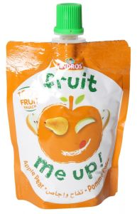 Andros Fruit Me Up  Apple & Pear Baby Food 90g |?sultan-center.com????? ????? ???????
