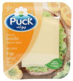 Puck Natural Gouda Cheese Slices