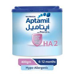 Milupa Aptamil Follow On Formula Hypo-Allergenic Baby Milk 6-12 Months