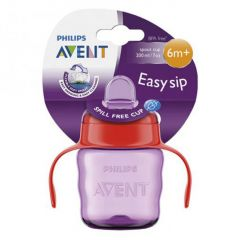 Philips Avent Classic +6M Red Spout Cup 200ml