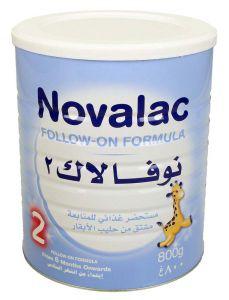 Novalac +6Months Follow Pon Formula Milk