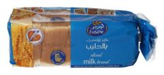 L'Usine Sliced Milk Bread  600G |?sultan-center.com????? ????? ???????