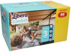 Libero 3 Comfort 5-9Kg Diapers
