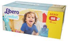 Libero 6 Comfort 13-20Kg Diapers