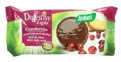 Santiveri Digestive Light Cranberries With Dark Chocolate 85G |?sultan-center.com????? ????? ???????
