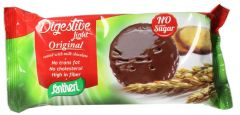 Santiveri Original light  Digestive Coated with milk Chocolate