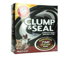 Arm & Hammer Clump & Seal Complete Odor Sealing Cat Litter  6.35Kg |?sultan-center.com????? ????? ???????