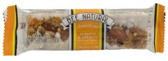 Bee Natural Almond & Apricot Yoghurt Coated Bar