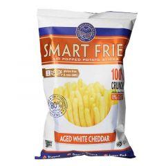 Gourmet Basics Smart Fries Aged White Cheddar Potato Sticks  85g |?sultan-center.com????? ????? ???????