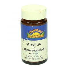 Natureland Fine Ground Himalayan Salt 95G |?sultan-center.com????? ????? ???????