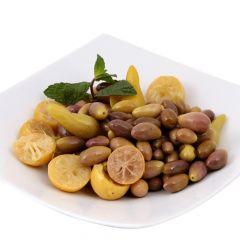 Ever Green Egyptian ??Green Olives  250G |sultan-center.comمركز سلطان اونلاين