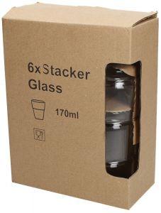 Stacker Glass
