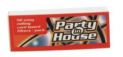 Party In House Cardboard Filters